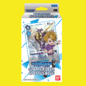 Digimon Card Game - Starter Deck Display Cocytus Blue ST-2
