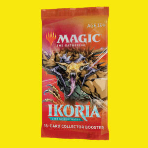 Magic: The Gathering Ikoria: Lair of Behemoths Collector Booster