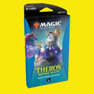 Magic The Gathering: Theros Beyond Death Theme Booster - Blue
