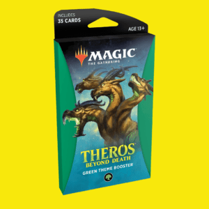 Magic The Gathering: Theros Beyond Death Theme Booster - Green