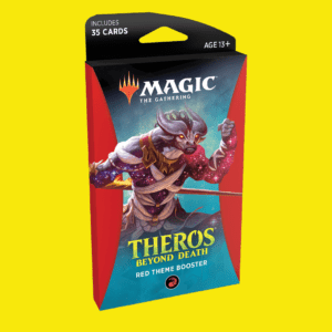 Magic The Gathering: Theros Beyond Death Theme Booster - Red